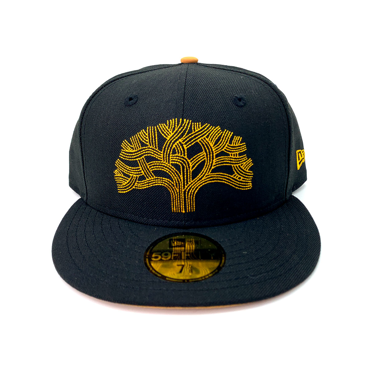 Black Scale Egyptian Star Fitted Hat New Era 59Fifty Mens BLVCK SCVLE